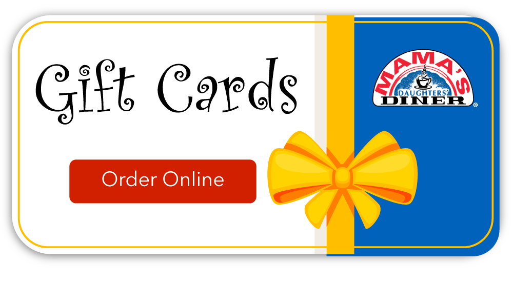 Gift Cards Available for purchase
